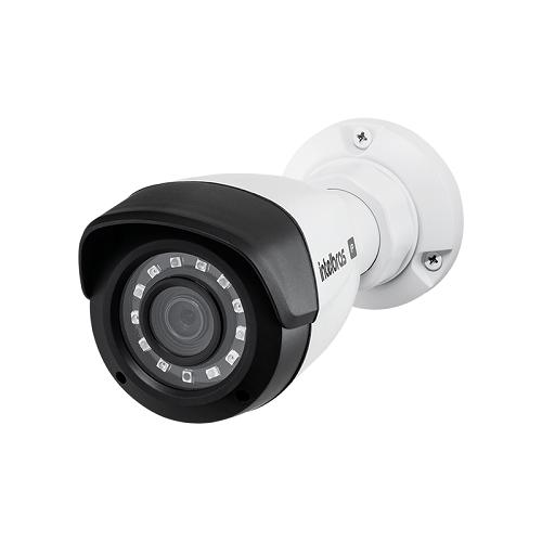Kit 2 Câmeras IP 1 Megapixel 2.6mm 20m VIP 1020 B Intelbras