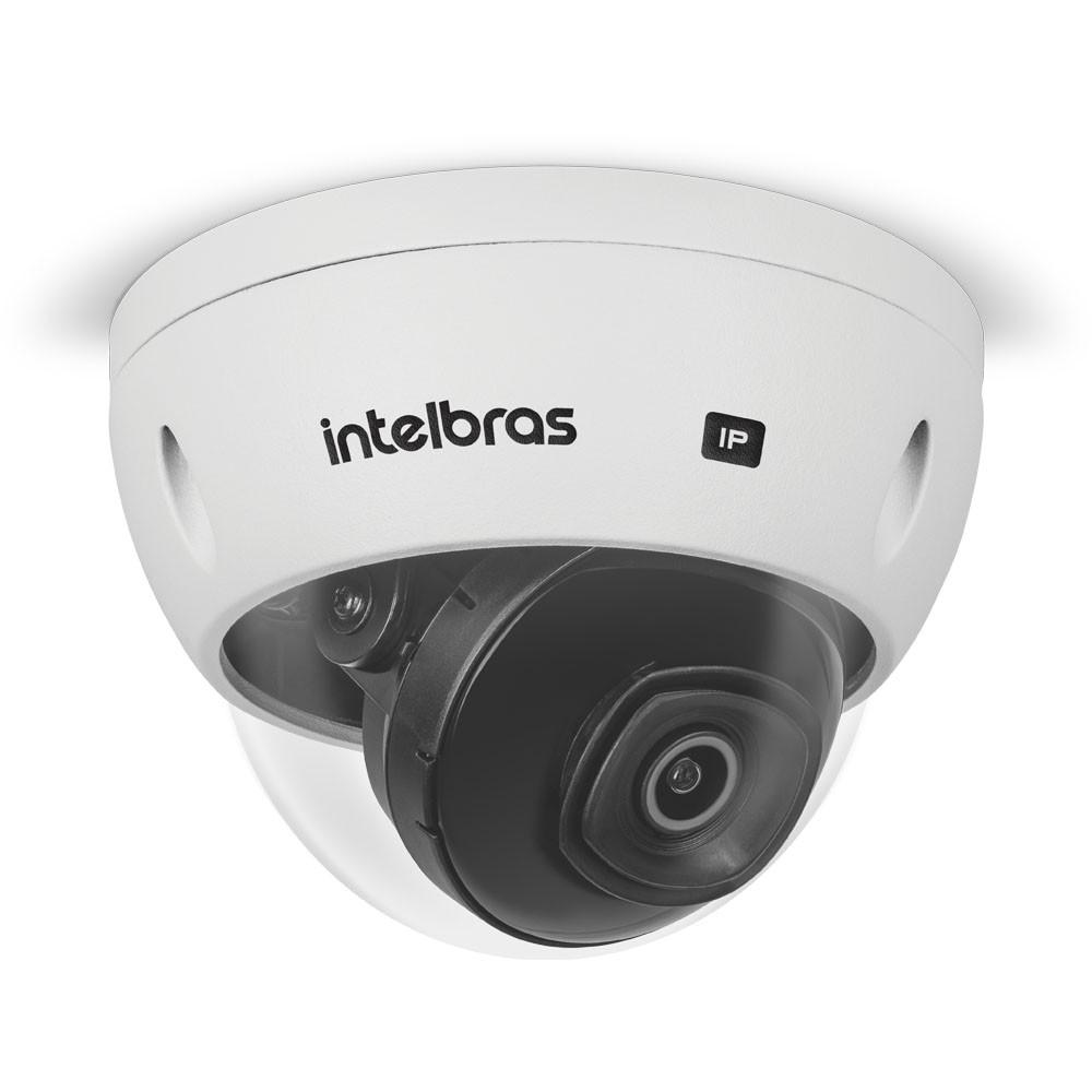 Kit 2 Câmeras IP 2 Megapixels 40m Inteligência Artificial VIP 3240 D IA Intelbras