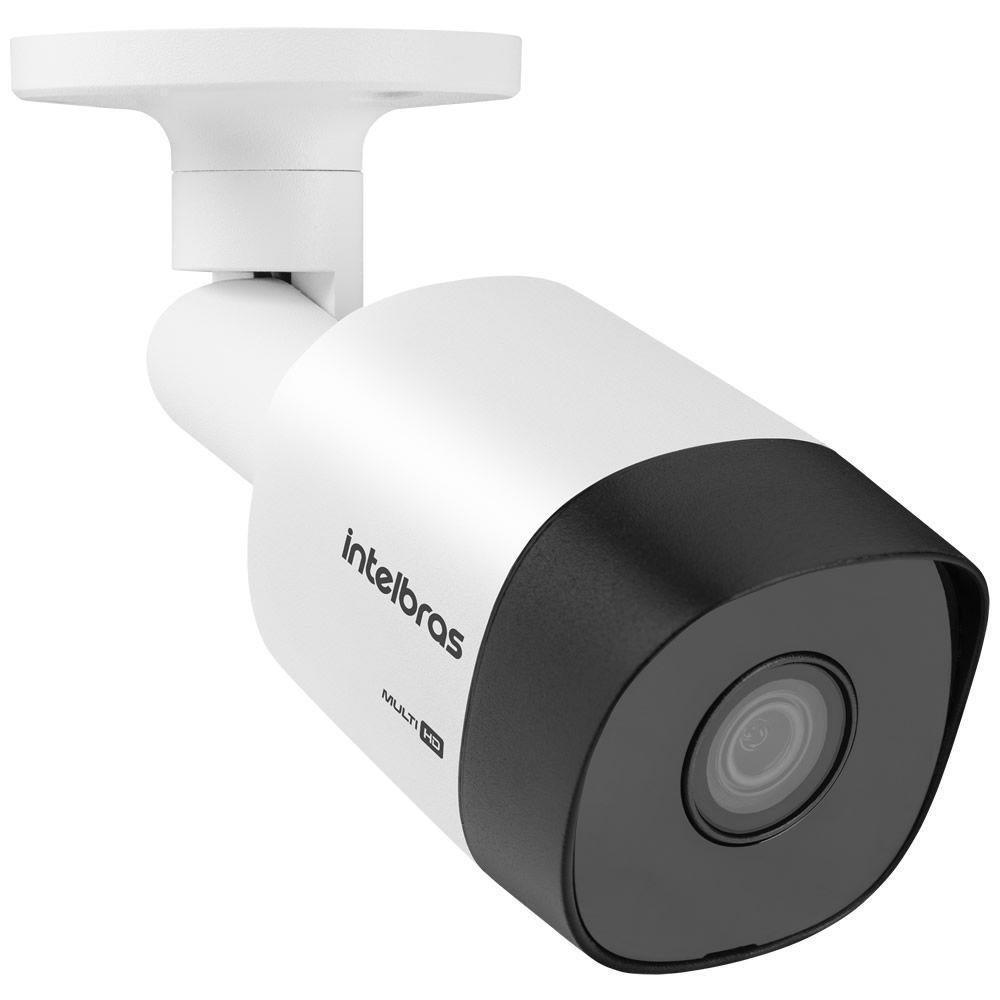 Kit 2 Câmeras Multi HD 1 Megapixel 3.6mm 20m VHD 3120 B G5 Intelbras