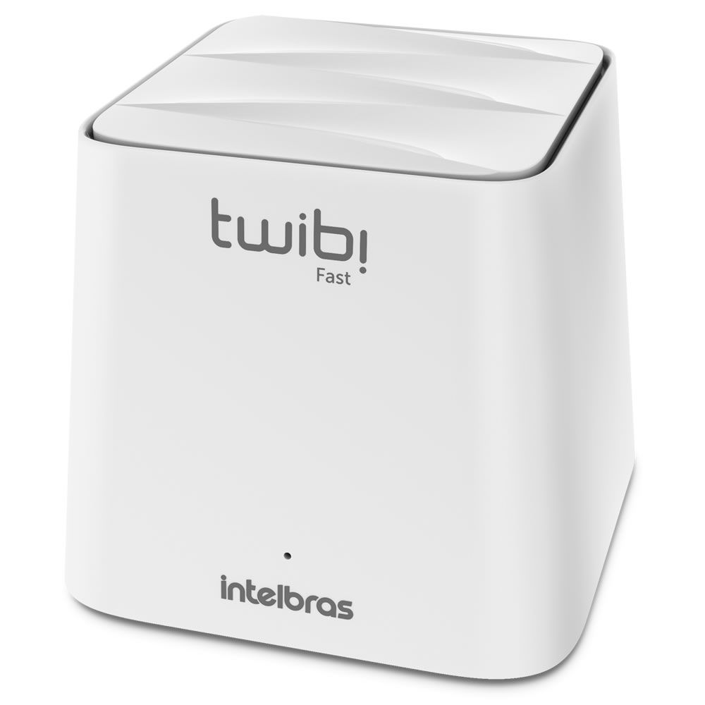 Kit 2 Roteadores Wireless Mesh Dual Band Twibi Fast Intebras