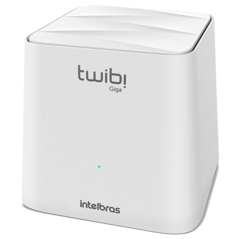 Kit 2 Roteadores Wireless Mesh Dual Band Twibi Giga Intebras