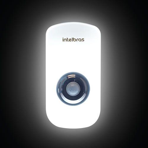 Kit 3 Sensores de Presença com Iluminação LED ESI 5001 Intelbras