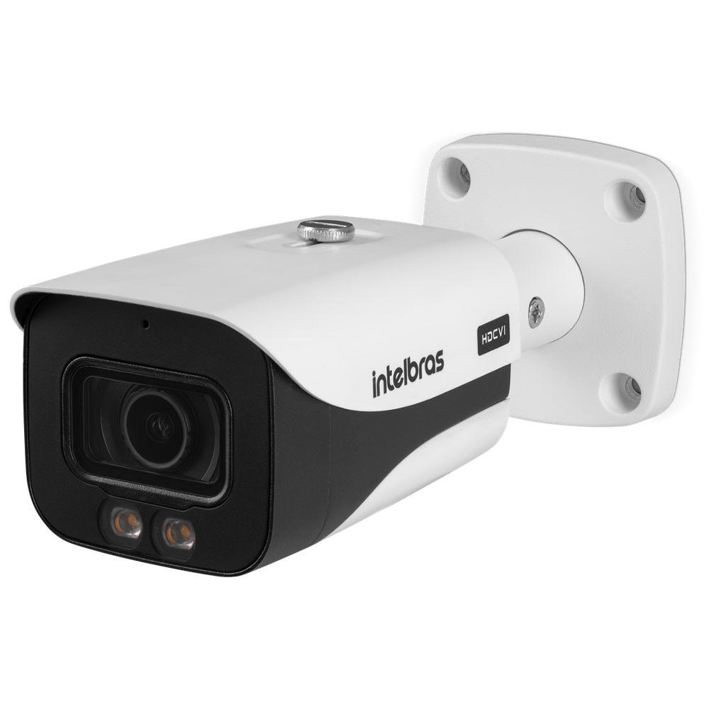 Kit 4 Câmeras HDCVI Full HD 2 Megapixels 2.8mm 40m VHD 5240 B FULL COLOR Intelbras