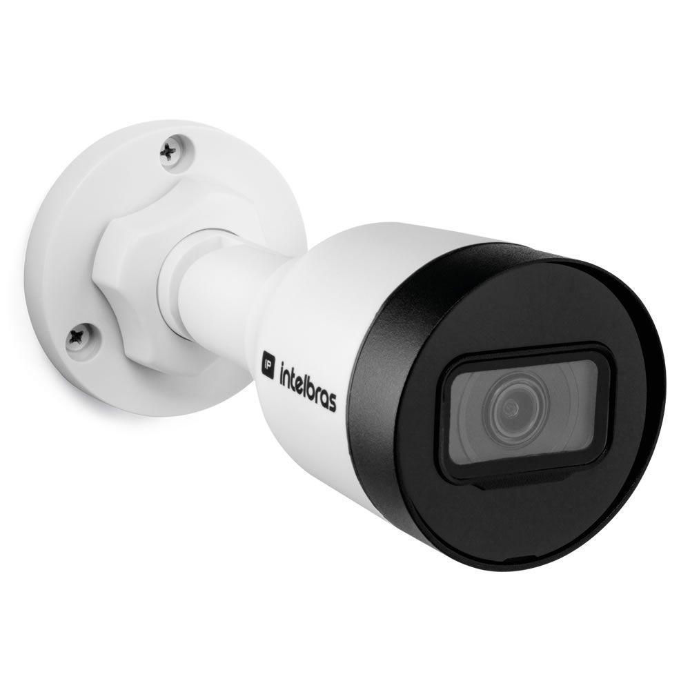Kit 4 Câmeras IP 1 Megapixel 3.6mm 20m VIP 1020 B G2 Intelbras