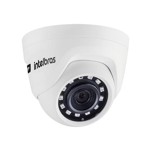 Kit 4 Câmeras IP 1 Megapixel 2.6mm 20m VIP 1020 D Intelbras