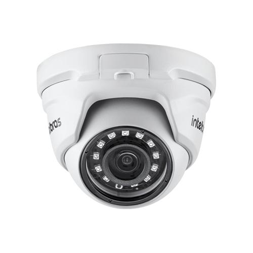 Kit 4 Câmeras IP 2 Megapixels 2.8mm 20m VIP 1220 D G3 Intelbras
