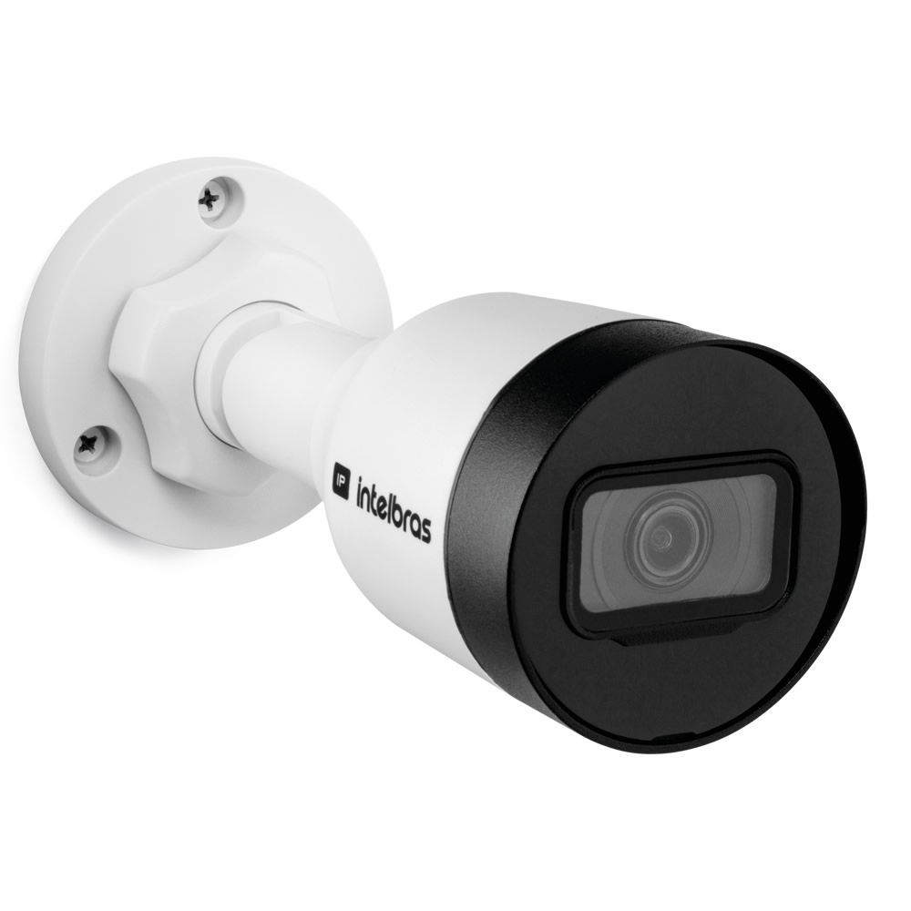 Kit 4 Câmeras IP 2 Megapixels 3.6mm 20m VIP 3220 B Intelbras