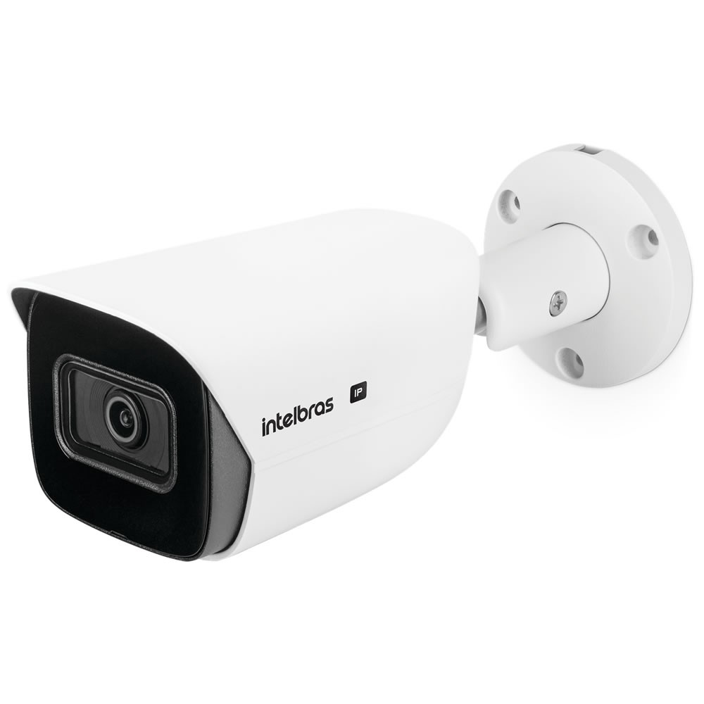 Kit 4 Câmeras IP 2 Megapixels 40m Inteligência Artificial VIP 3240 B IA Intelbras