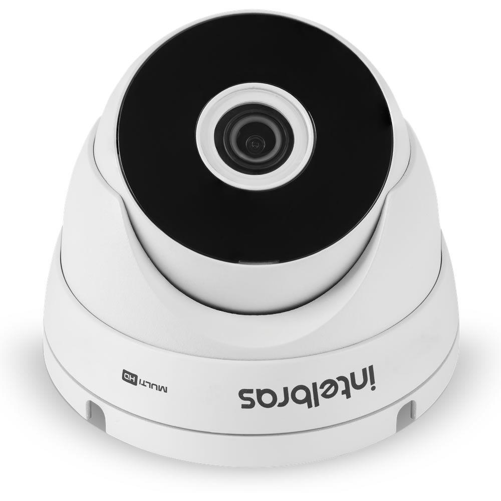 Kit 4 Câmeras Multi HD 1 Megapixel 3.6mm 20m VHD 3120 D G5 Intelbras
