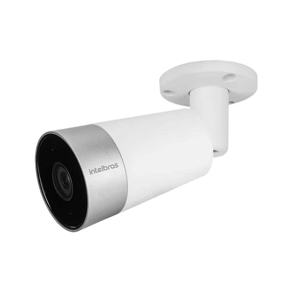 Kit 4 Câmeras Wi-Fi Com Armazenamento em Nuvem, Zoom e Áudio iM5 Intelbras