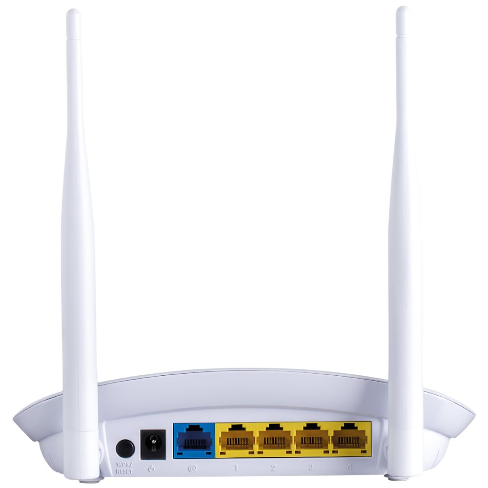 Kit 4 Roteadores Wireless 5 dBi 300Mbps com IPv6 IWR 3000 N Intelbras