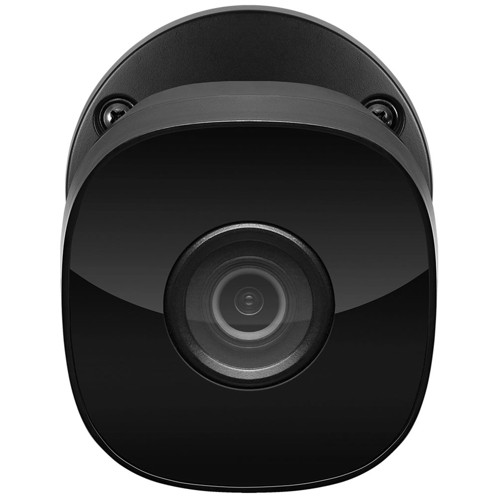 Kit 5 Câmeras Multi HD 2 Megapixels 3.6mm 20m VHD 1220 B G6 BLACK Intelbras