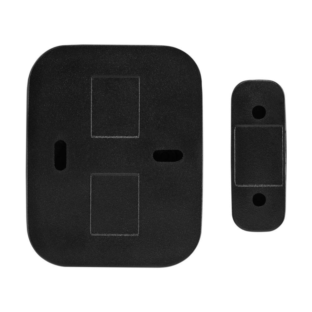Kit 5 Sensores Magnético de Abertura Sem Fio de Porta e Janela XAS LIGHT PRETO Intelbras