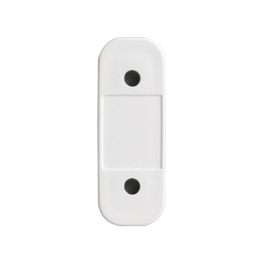 Kit 5 Sensores Magnético de Abertura Sem Fio de Porta e Janela XAS SMART BRANCO Intelbras