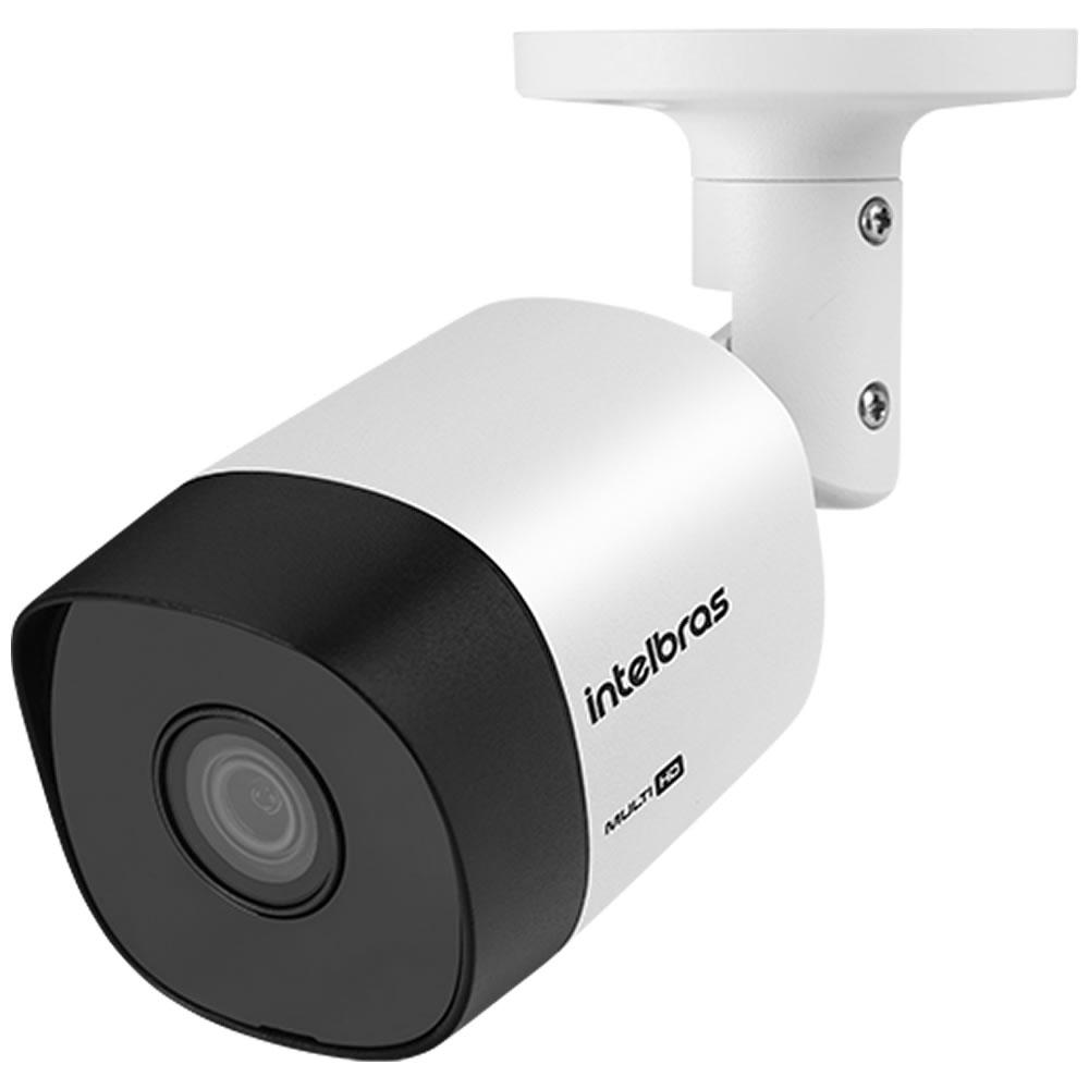 Kit 2 Câmeras Multi HD 1 Megapixel 3.6mm 20m VHD 3120 B G6 Intelbras