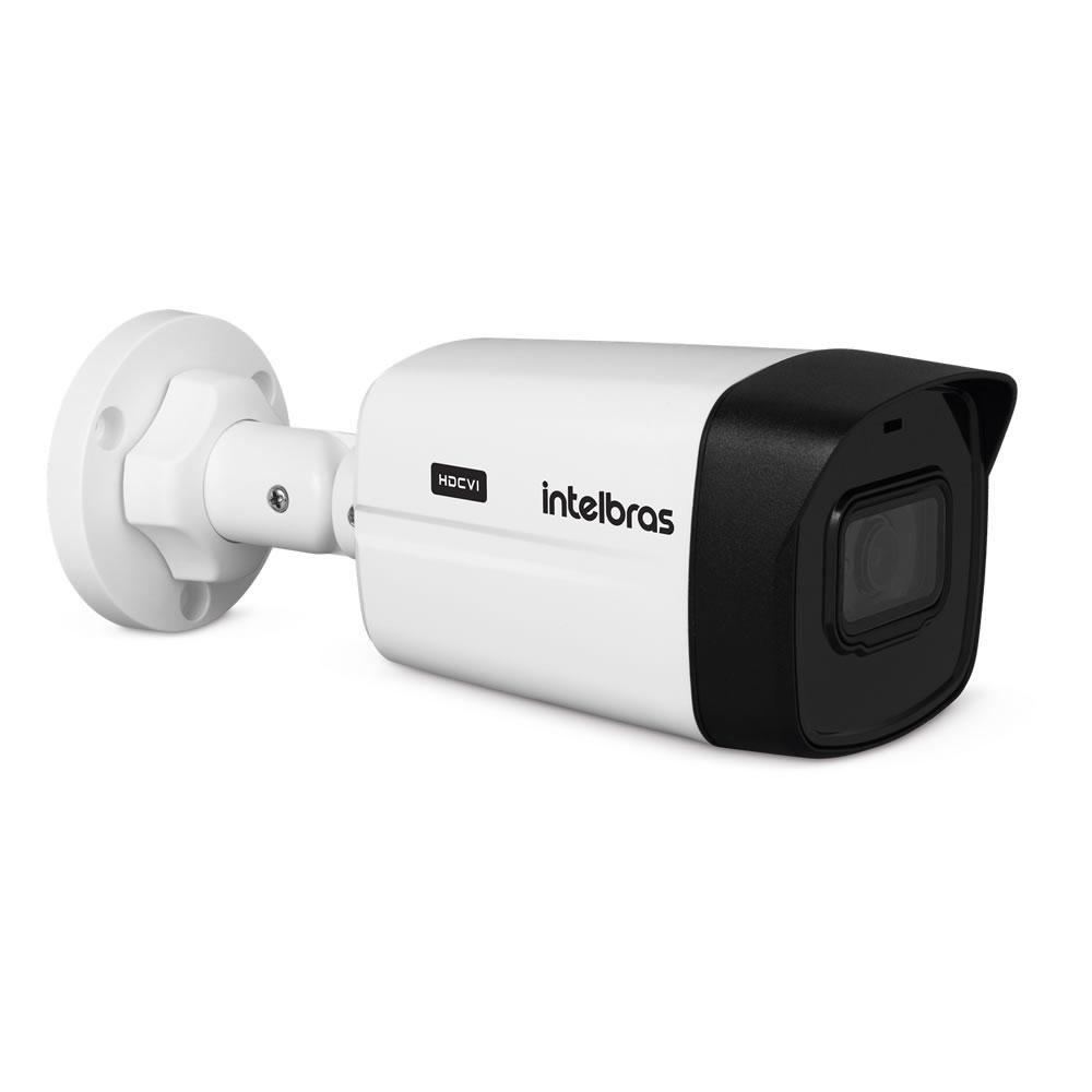 Kit 4 Câmeras HDCVI 4K 8 Megapixel 2.8mm 30m VHD 5830 B 4K Intelbras
