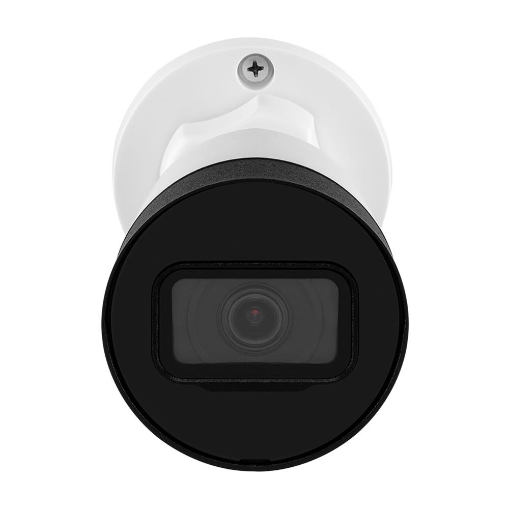 Kit 4 Câmeras IP 1 Megapixel 3.6mm 30m PoE VIP 1130 B G2 Intelbras