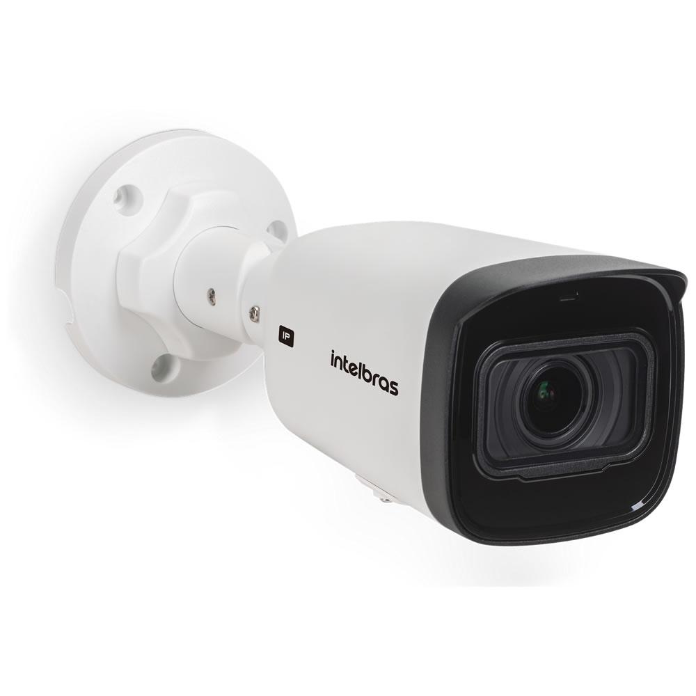 Kit 4 Câmeras IP 2 Megapixels 40m Zoom Motorizado VIP 3240 Z G2 Intelbras