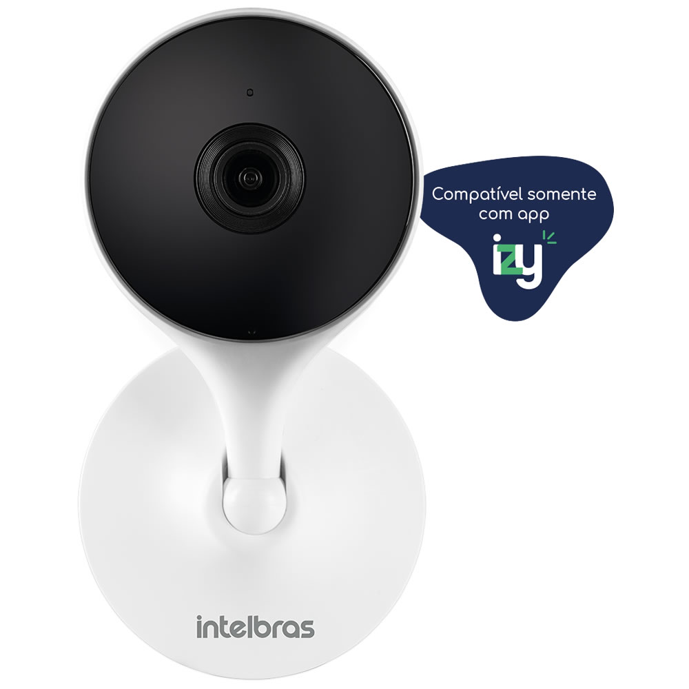 Kit com 4 Câmeras Wi-Fi Inteligente Full HD Smart IZC 1003 Intelbras
