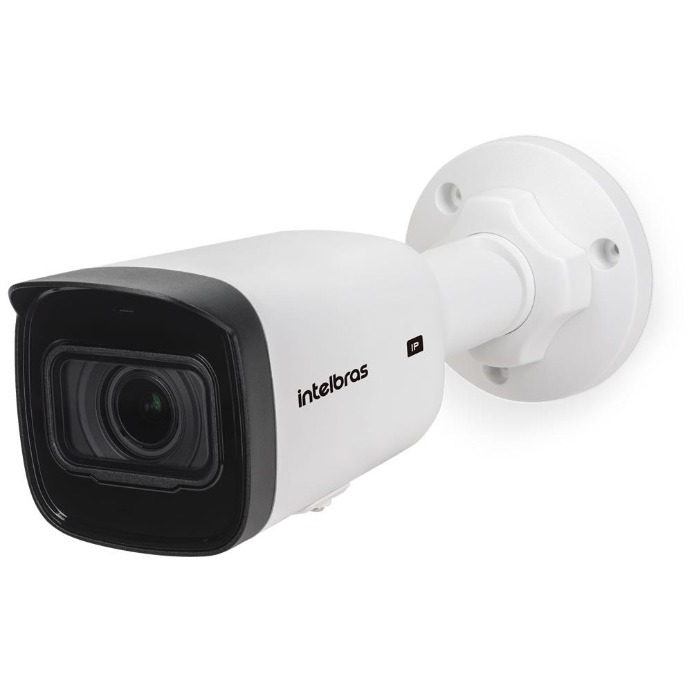 Kit 5 Câmeras IP 2 Megapixels 40m Zoom Motorizado VIP 3240 Z G2 Intelbras