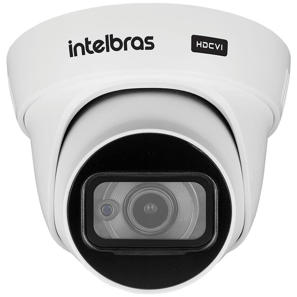 Kit 5 Câmeras HDCVI 4K 8 Megapixel 2.8mm 20m VHD 5820 D 4K Intelbras