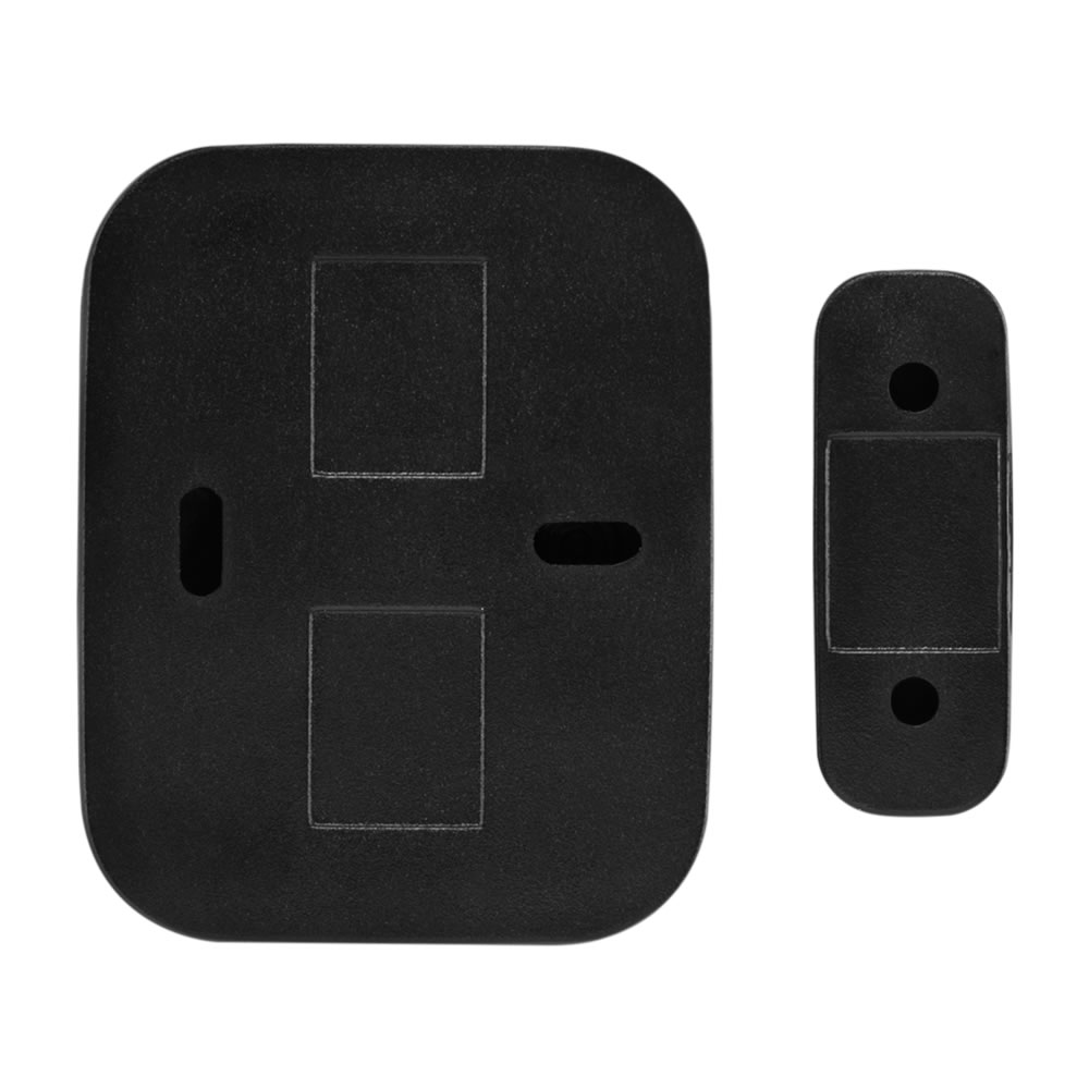 Kit 5 Sensores Magnético de Abertura Sem Fio de Porta e Janela XAS SMART BLACK Intelbras