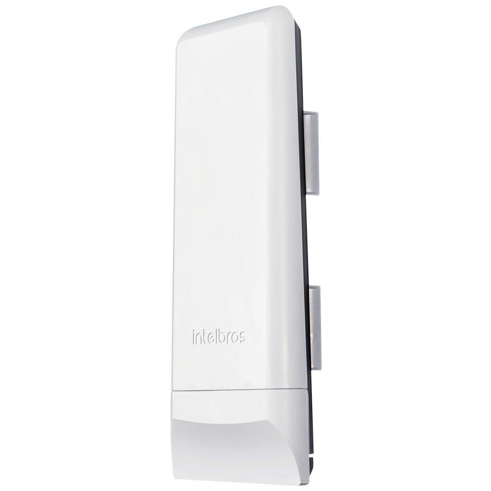 Kit Enlace Ponto A Ponto CPE 5 Ghz 16 Dbi Wom 5a Siso Intelbras