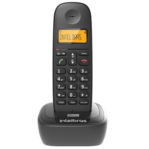 Kit Telefone Sem Fio TS 2510 + 1 Ramal TS 2511 Intelbras