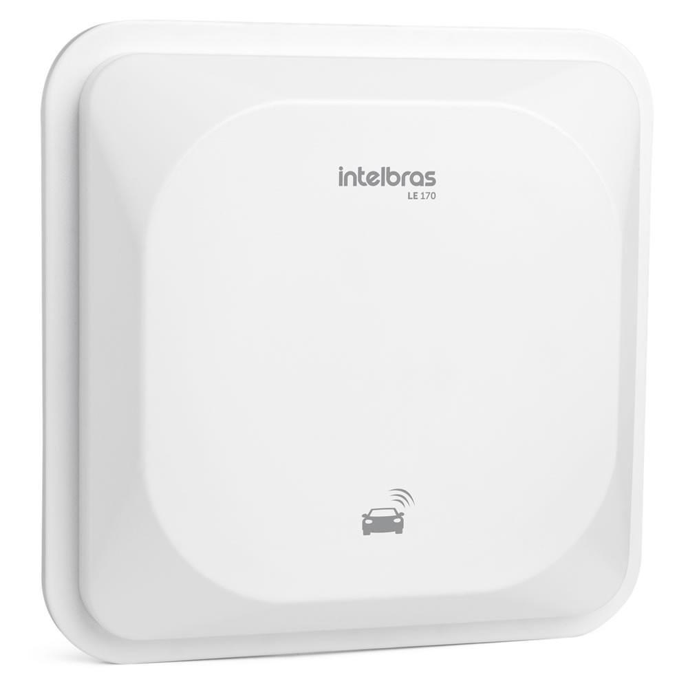 Antena Leitora de Cartão Tag Veicular Sistema Sem Parar LE 170 Intelbras