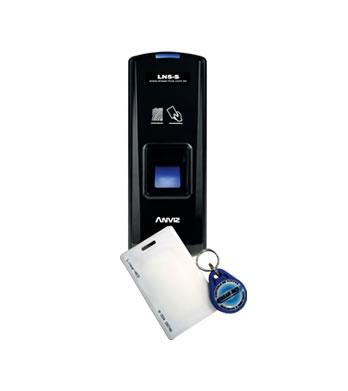 Leitor Biométrico Cartão Chaveiro Tag RFID LN5-P Linear HCS - Nice