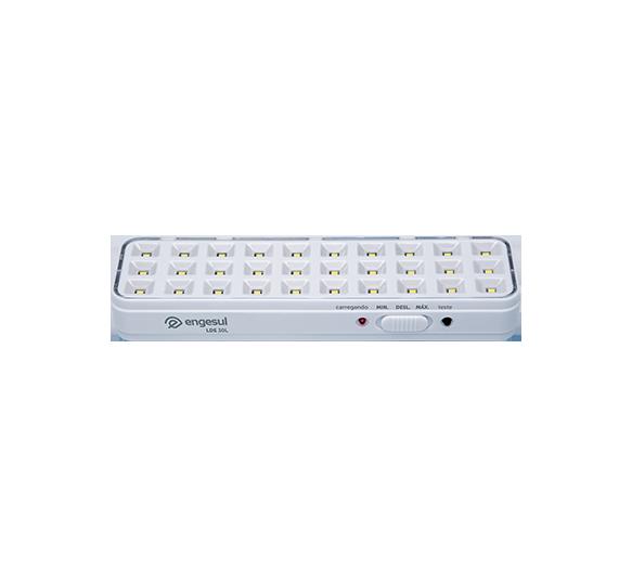 Luminária De Emergência Led Autônoma  LDE 30L Engesul