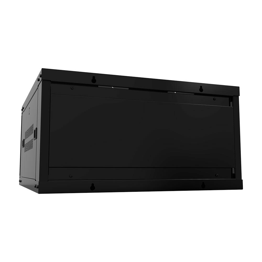 "Mini Rack Desmontável de Parede 5U de 19"" X 570 mm MRD 557 Intelbras"