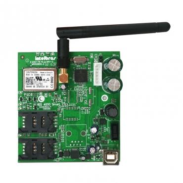 Módulo Gprs 2 Chips XG 4000 SMART Intelbras