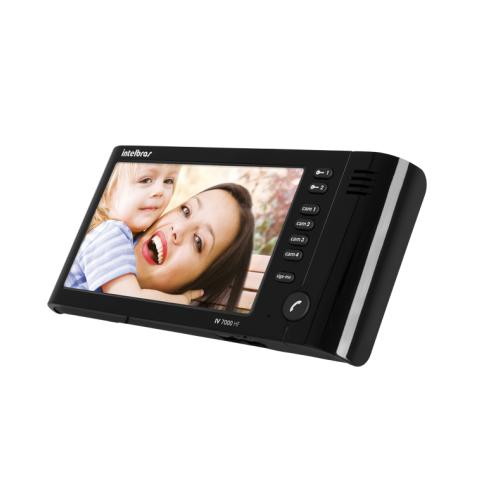 Módulo Interno Adicional com Viva Voz Para Vídeo Porteiro IV 7000/7010 - IV 7000 HF IN - Intelbras