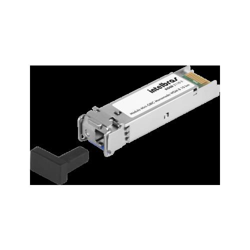 Módulo Mini-gbic Gigabit Monomodo 10km KGSD 2110 B Intelbras