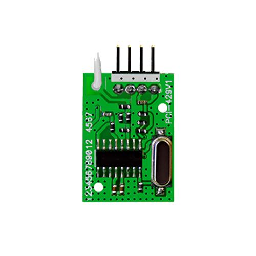 Módulo Receptor Expansão de Controle Remoto e Sensor Sem Fio Para Teclado TEC 300 - MRF 01 JFL