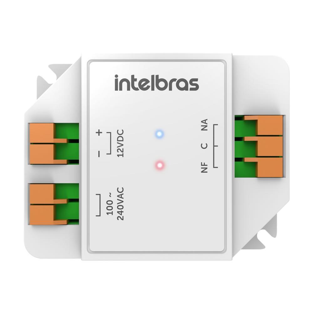 Módulo Relê Sem Fio Para Videoporteiro Wi-Fi Allo XR1 Intelbras
