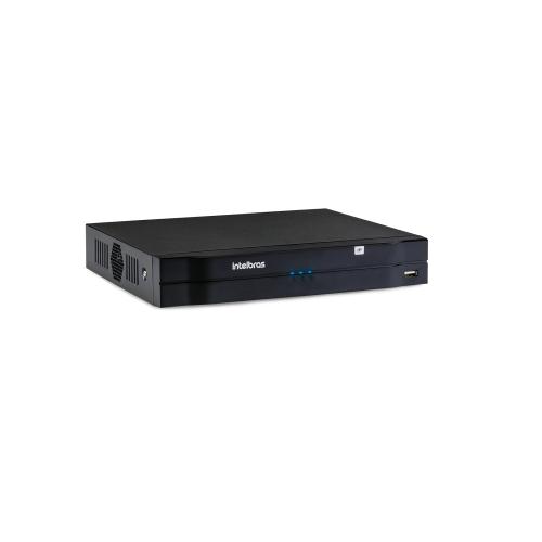 Gravador de Vídeo NVR 08 Canais Full HD NVD 1208 Intelbras
