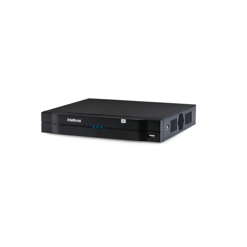 Gravador de Vídeo NVR 16 Canais Full HD NVD 1216 Intelbras
