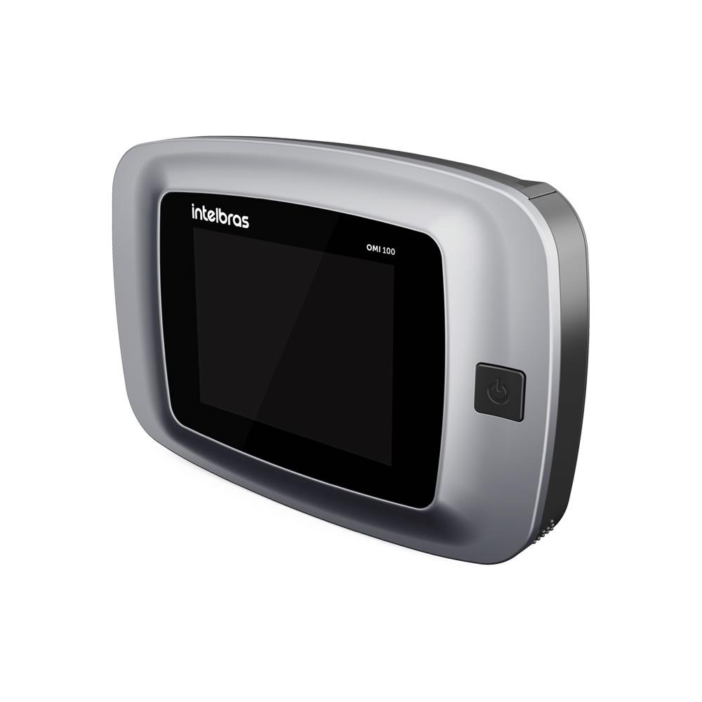 "Olho Mágico Digital Sem Fio Tela 2,8"" e Ângulo 105° OMI 100 Intelbras"