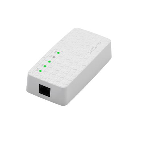 Conversor de Protocolos GPON EPON 1 Porta Gigabit Ehternet ONU 110 Intelbras