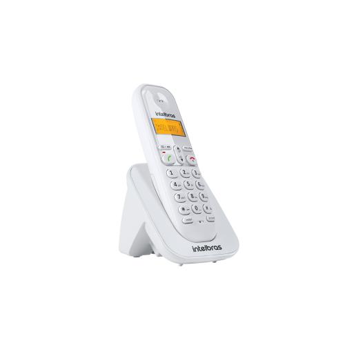 Ramal Para Telefone Sem Fio Identificador TS 3111 Branco Intelbras