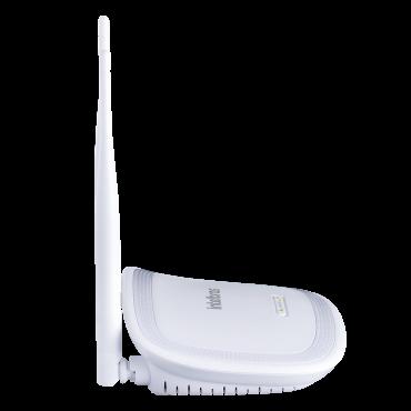 Roteador Wireless 5 dBi 300Mbps com IPv6 IWR 3000N Intelbras