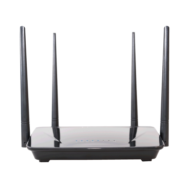 Roteador Wireless Smart Dual Band IPv6 QoS AC 1200 ACtion RF 1200 Intelbras