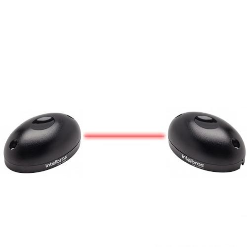 Sensor Anti Esmagamento Portão 15m IVA 3015 X Intelbras