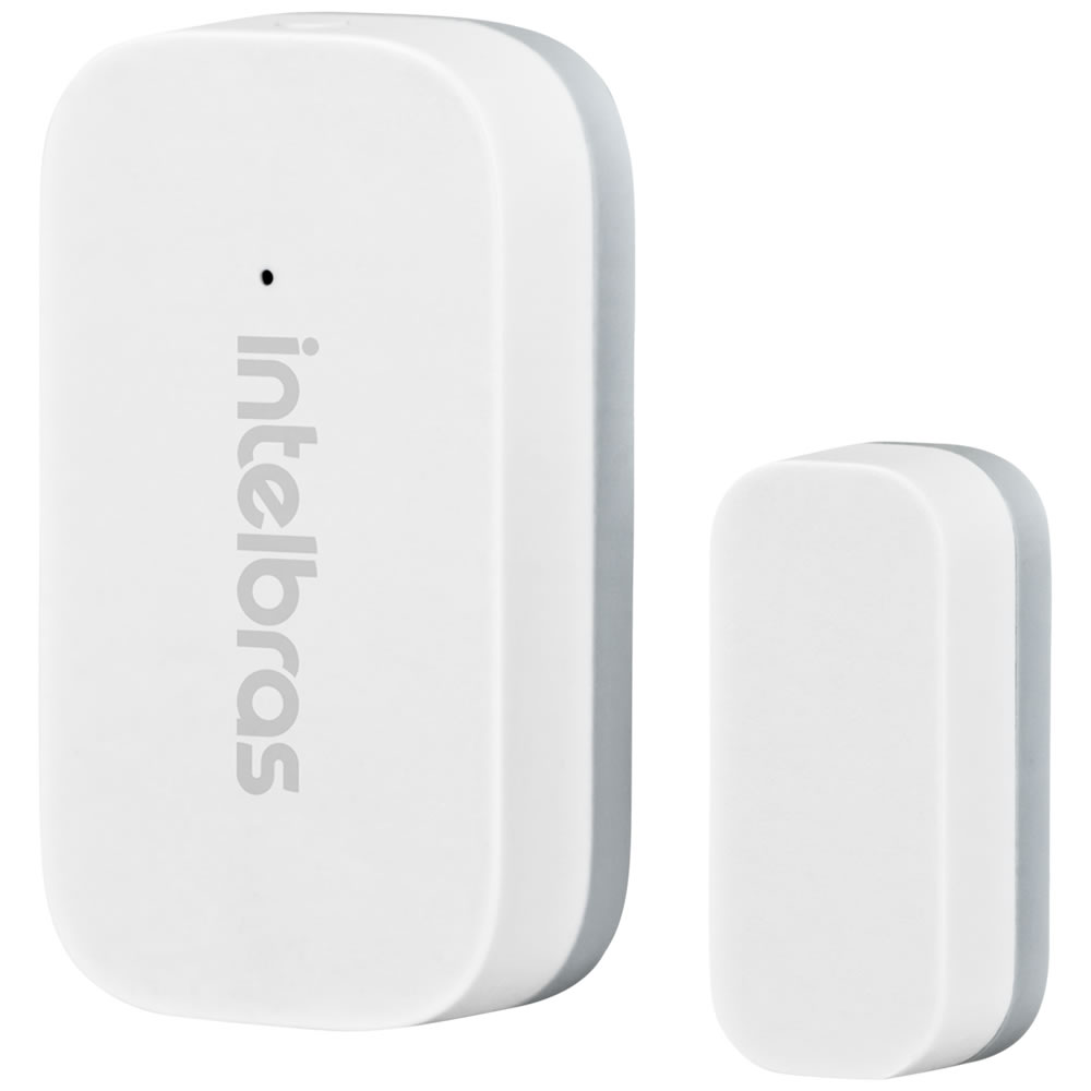 Sensor de Abertura Sem Fio de Porta e Janela ASA 3001 Intelbras