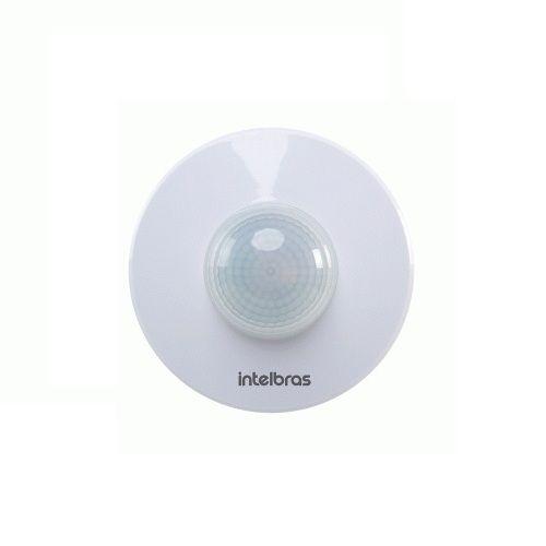 Sensor de Presença Teto ESP 360 + Intelbras