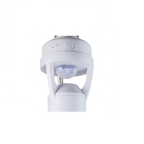 Sensor De Presença Soquete E27 ESP 360 S Intelbras