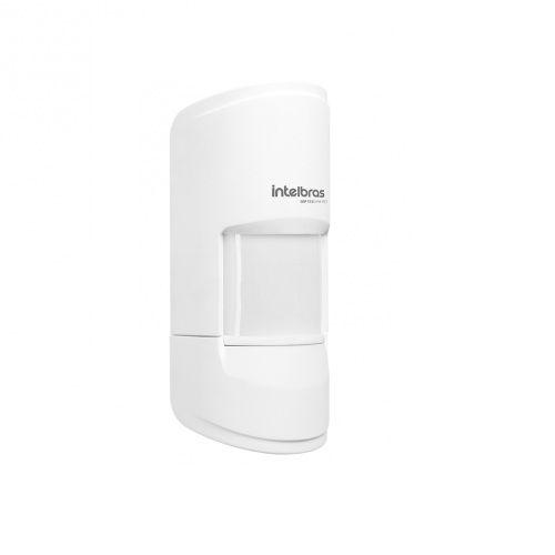 Sensor Alarme Infra Pet 20Kg e Micro-ondas IVP 5311 MW PET Intelbras
