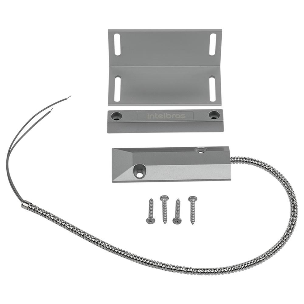 Sensor Magnético de Abertura Com Fio XAS PORTA DE AÇO SP Intelbras